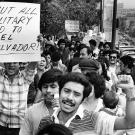Photograph of Salvadorian Protest