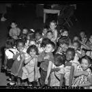 Children Getting Smallpox Vaccinations, LA 1949