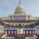 Inauguration at US Capitol